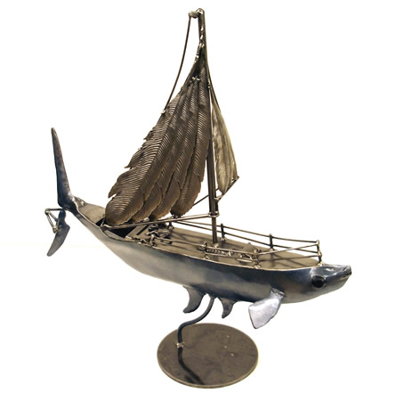 Fish Boat, private collection